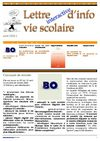 Lettre info vie scolaire, avril 2008-1