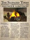 The Salvaged Times - Volume 1 Issue 3