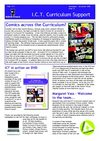 Ict Newsletter Nov. 2008