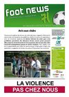 Foot news n20 - 10/12/08