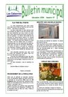 Bulletin municipal n 47 - dcembre 2008