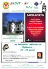 St AV INFOS Janvier 2009