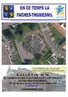 Bulletin de l&#039;Association Culturelle et Historique de Faches-Thumesnil (n76 Dcembre 2008)