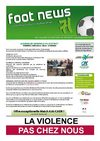Foot news n36 - 15/04/09