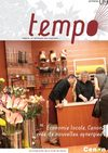Tempo - Printemps 2009 - Economie locale, Cenon cre de nouvelles synergies