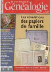 Les calamits dans la revue Revue Franaise de Gnalogie