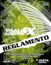 Reglamento Torneo Final Audition 4-X