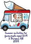 Summer Activities in Burgess Hill for 13-19 year olds