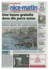 Article Nice Matin 29/06/09 Ironman Nice