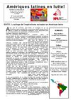 Amriques Latines en lutte n2 - Bulletin du groupe de travail Amrique Latine du NPA