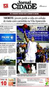 Jornal Cidade de Rio Claro 11/09/2009