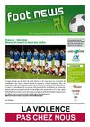 Foot news n49 - 17/09/09