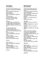 letras de coldplay traducidas a espanol: