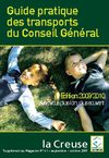 Guide pratique des transports du Conseil Gnral - dition 2009 - 2010 
