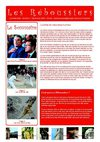 La News Letter des Rboussiers - N1 - Dcembre 2009