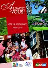 Guide des htels et restaurants en Alsace 2009/2010