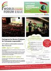 L'argent responsable : Le World Forum Lille 2009 en 8 pages