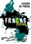 Dossier de presse FRACAS festival 