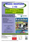 Bulletin d&#039;enregistrement pour les Balades Nogentaises