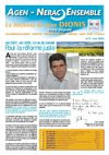 Jean Dionis - Le journal du dput n8