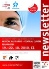 MEDICAL FAIR NEWSLETTER 1/2010 EN