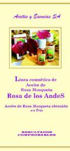 Folleto Aceites y Esencias