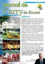 Calam o journal municipal de carry le rouet n89 - Office tourisme carry le rouet ...