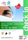 Check-in Medical Fair Foot care en