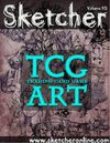 Sketcher TCG Art Vol 10