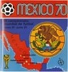 Album de cromos WORLD CUP MEXICO 70