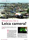 Win a Leica camera in our fantastic summer holiday photo competition. tlm - the travel & leisure magazine