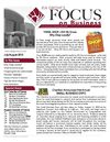 July-August Focus on Business Newsletter