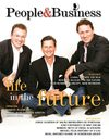 People &amp; Business - July/August 2010 - Life in the future
