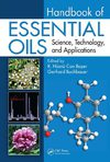 Handbook of Essential Oils - Science, Technology & Applications - K.H. Can Baser & G. Buchbauer - 2010 - (CRC Press)
