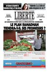LIBERTE ALGERIE (liberte-algerie.com) du 29 juillet 2010