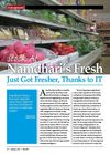 Retail management software - Leading fruits, vegetable and grocery retail chain ( Namdhari-Case-Study )