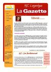 MJC Lagarrigue La gazette n°1