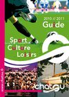 Guide sport culture loisirs 2010 - 2011