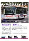 Le journal de la CTTV. Edition 1