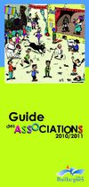 Guide des Associations | 2010-2011