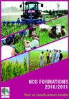 Catalogue des formations 2010-2011, Chambre d&#039;agriculture de l&#039;ain