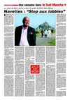 Article La Gazette de la Manche (Mont Saint Michel)