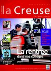 Le Magazine de la Creuse n45, septembre - octobre 2010