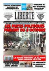 LIBERTE ALGERIE (liberte-algerie.com) du 05 Octobre 2010