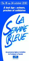 Semaine bleue 2010  la Frontignan la Peyrade