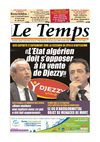 Le Temps d'Algerie Edition du 9 octobre 2010