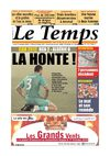 Le Temps d'Algerie Edition du 11 octobre 2010