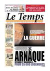 Le Temps d'Algerie Edition du 18 octobre 2010