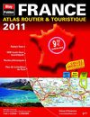 France 2011 - Atlas routier et touristique