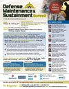 Defense Maintenance &amp; Sustainment 2011 Conference Brochure